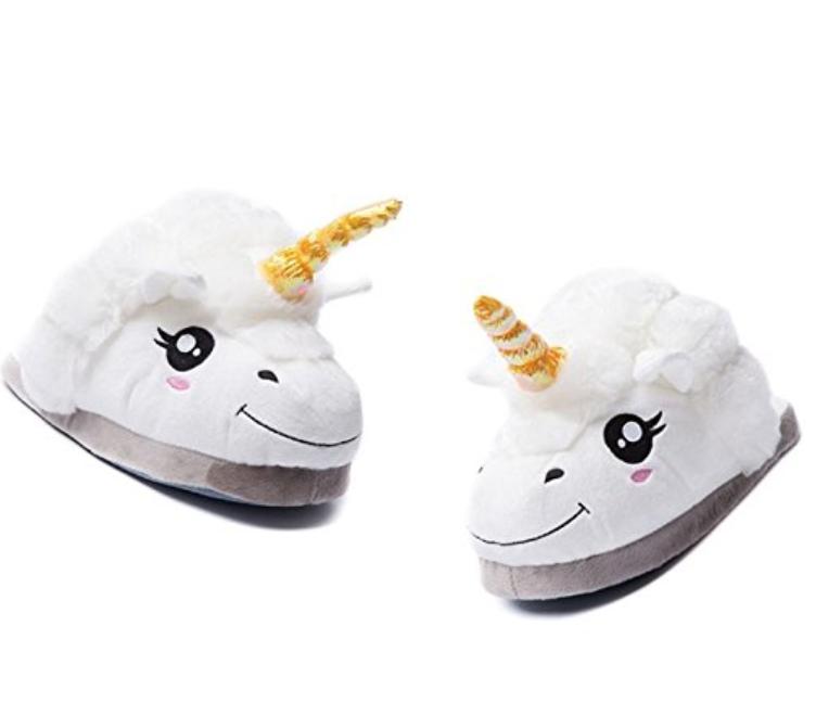 pantoufles-licorne