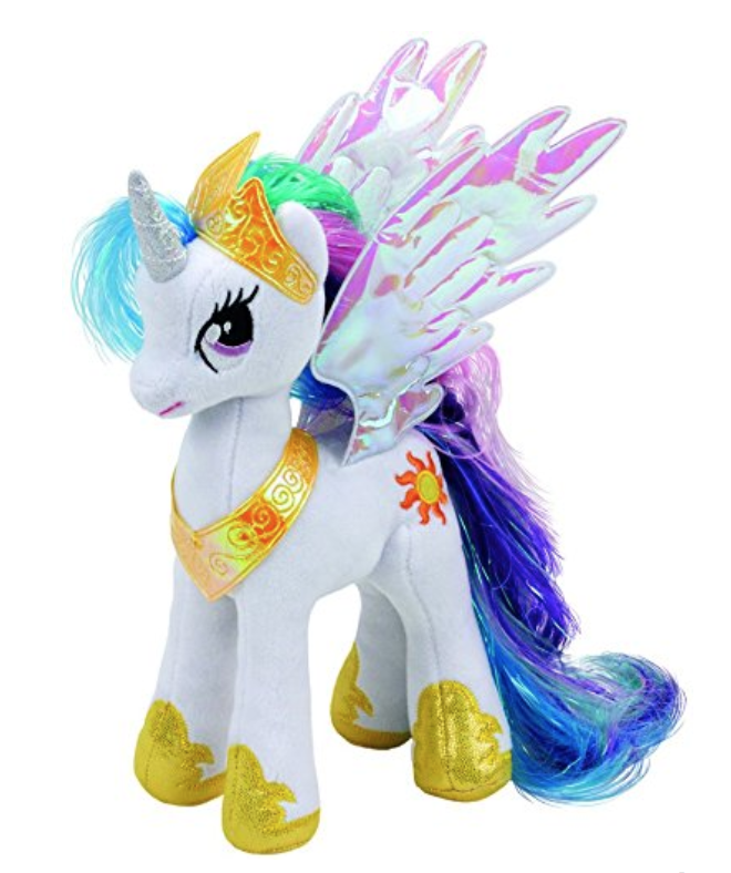 peluche-licorne-my-little-poney