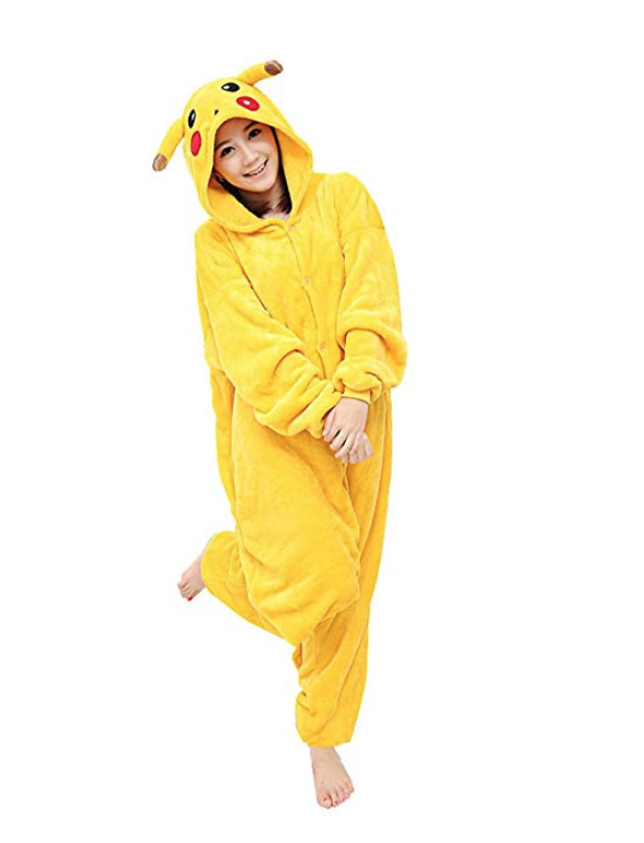 kigurumi-pyjama-combinaison-pokemon-pikachu
