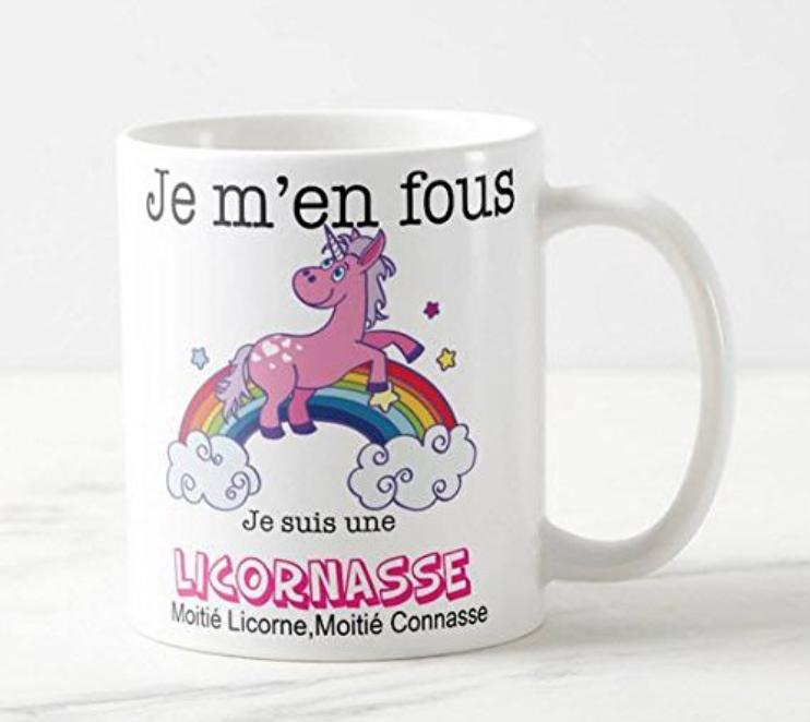 mug et tasse licorne accessoires licorne. Black Bedroom Furniture Sets. Home Design Ideas